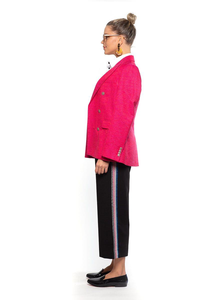 Tiffany Blazer Raspberry