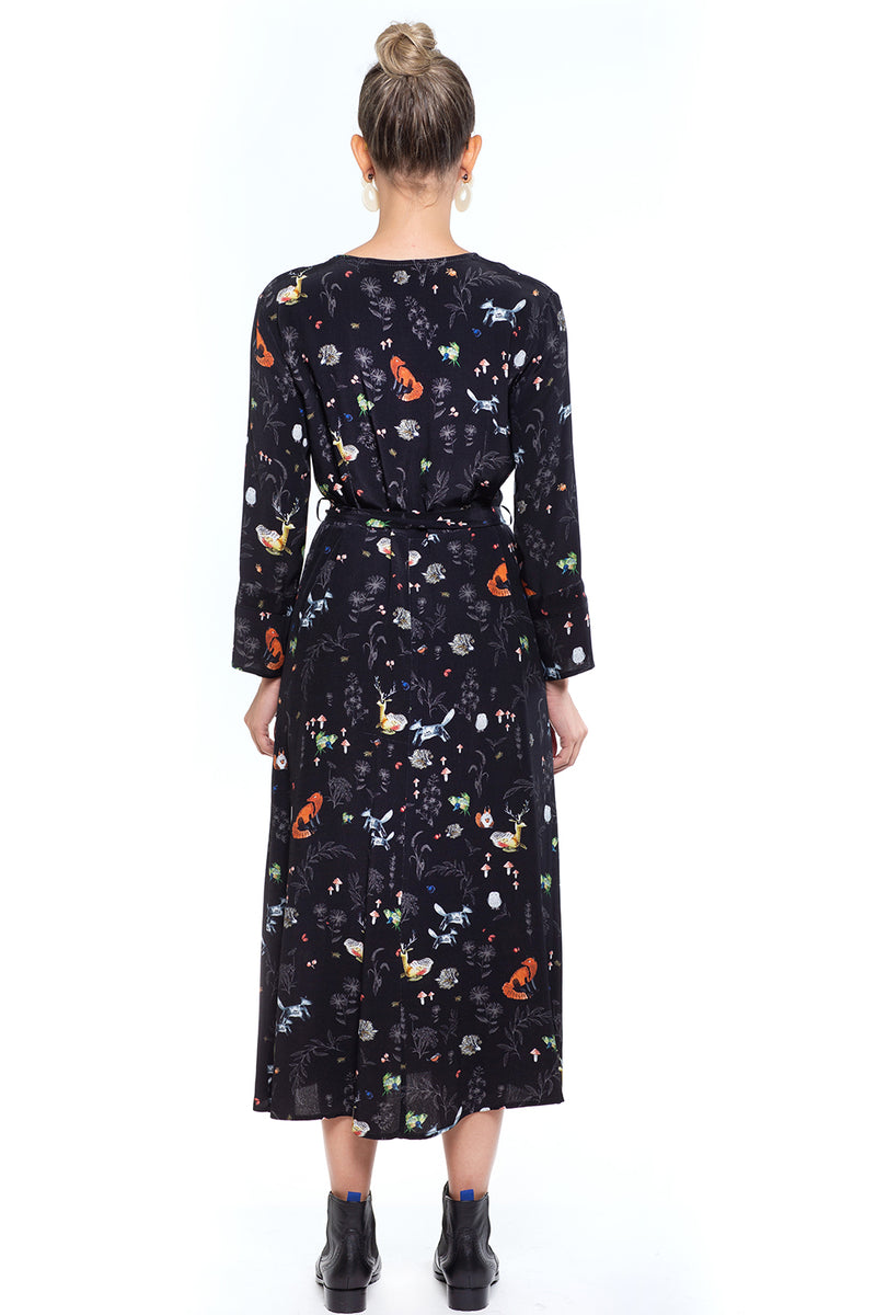 Sienna Dress Black