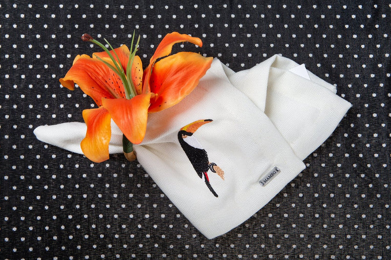 Toucan Placemat Set