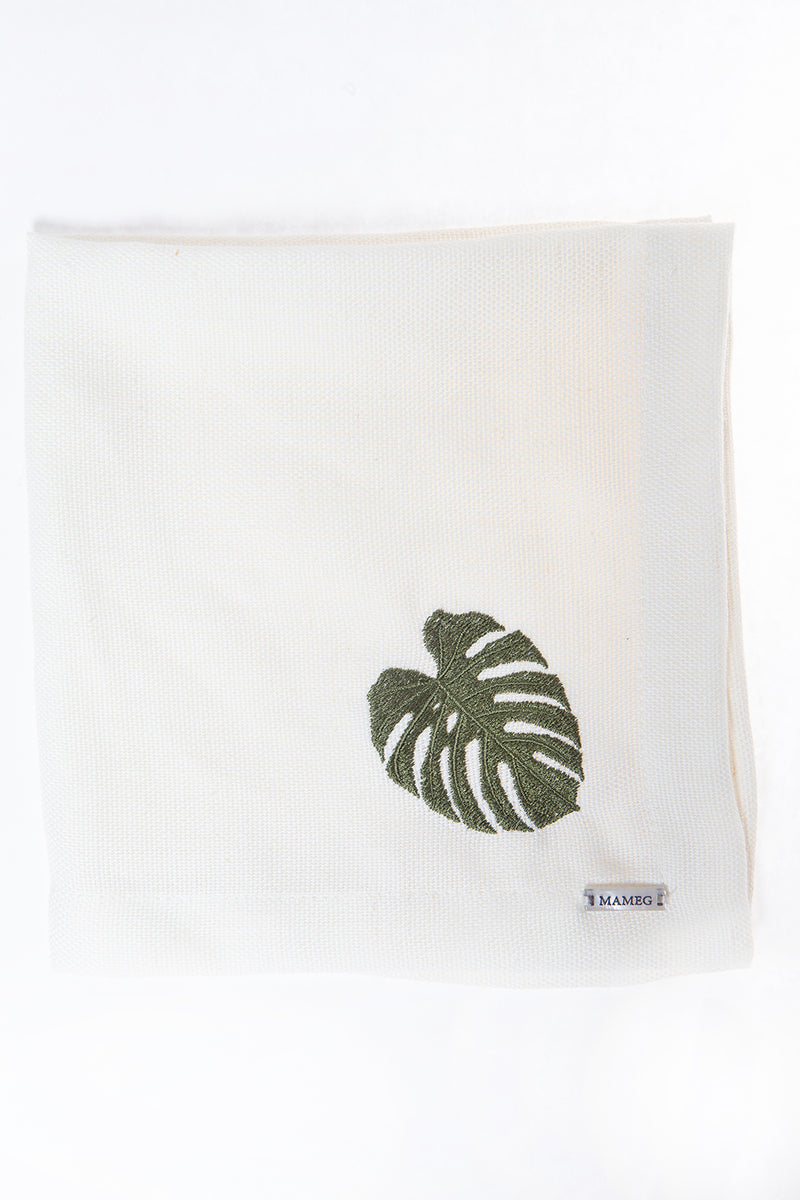 Monstera Placemat Set