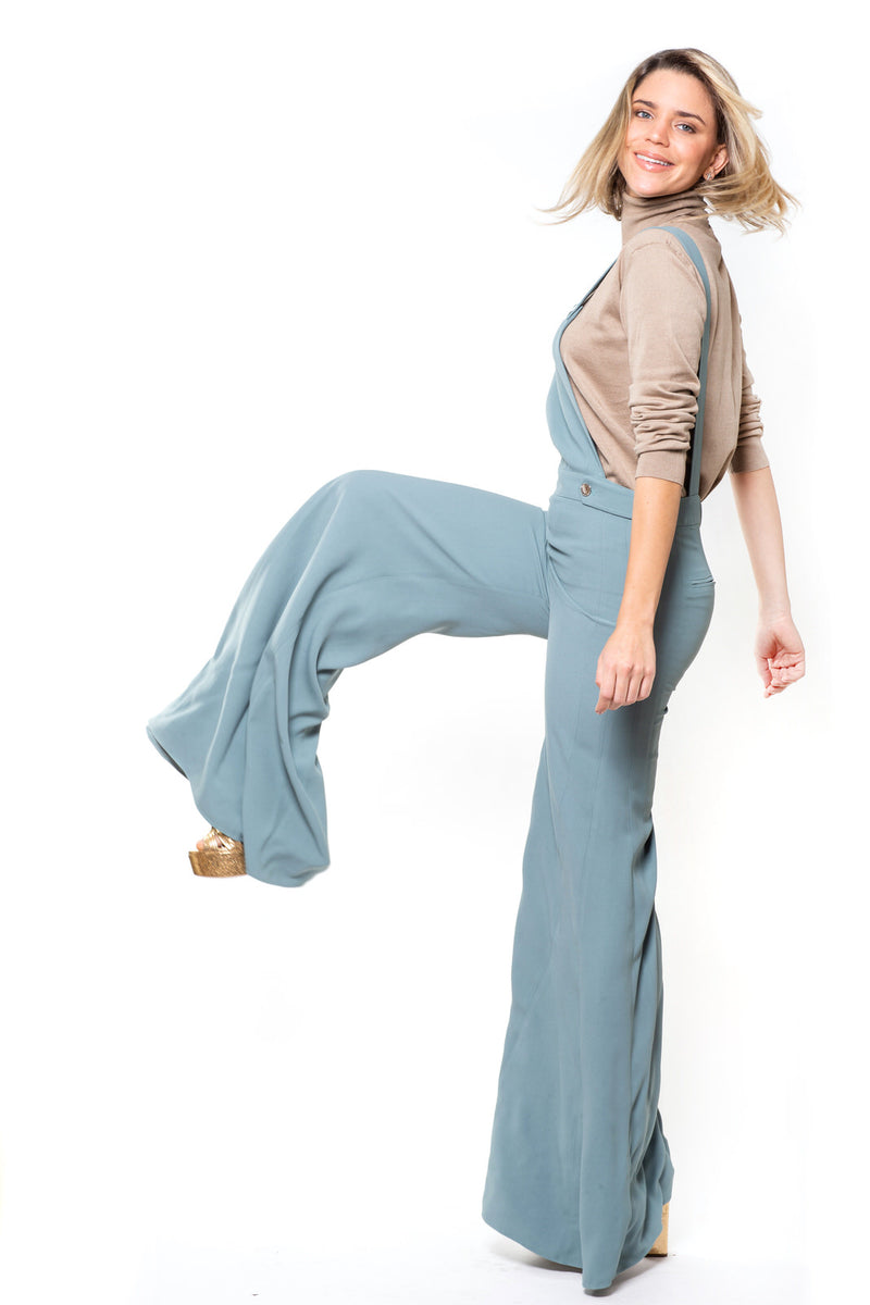 Bia Jumpsuit Light Green