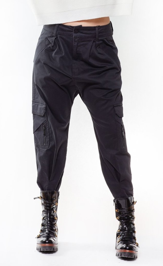 Rafaeli Pants Black
