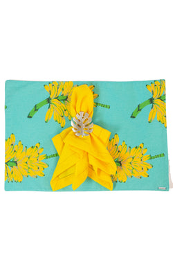 Banana Placemat Set