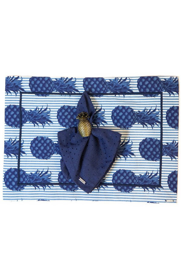 Pineapple Placemat Set