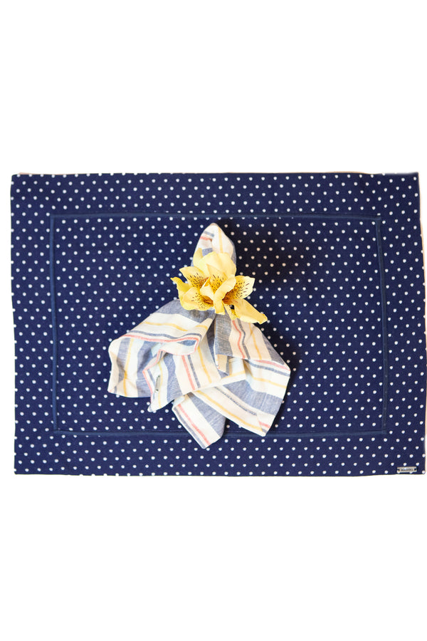 Polka Dots Placemat Set