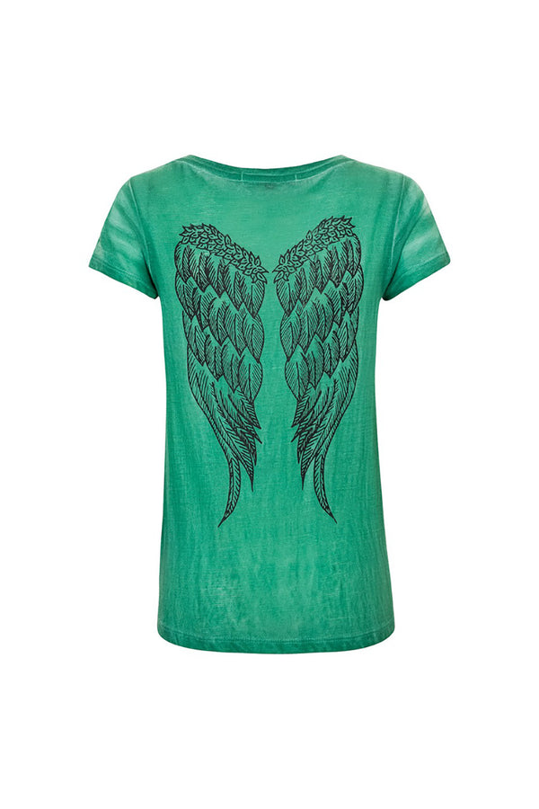 Green Wing T-Shirt