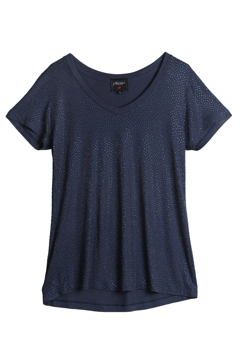 Number 10 Strass Top