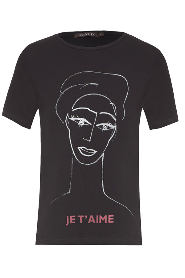 Je T'aime Top