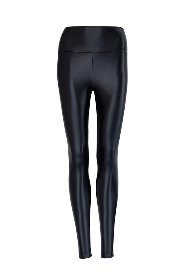 High Waisted Legging Cirre Black