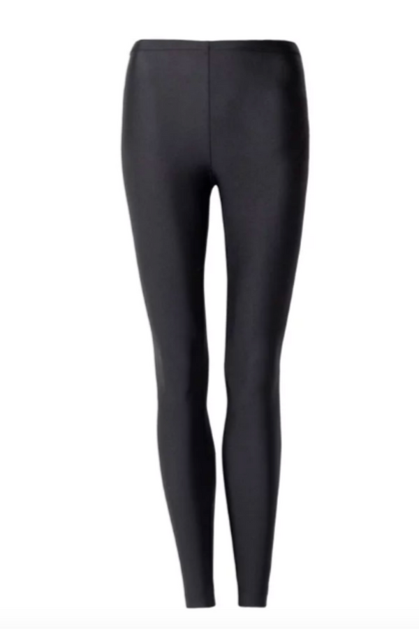High Waisted Legging Black