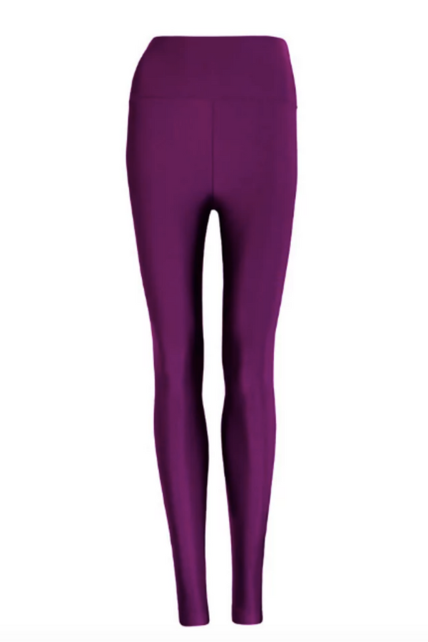 High Waisted Legging Rebel Fuchsia