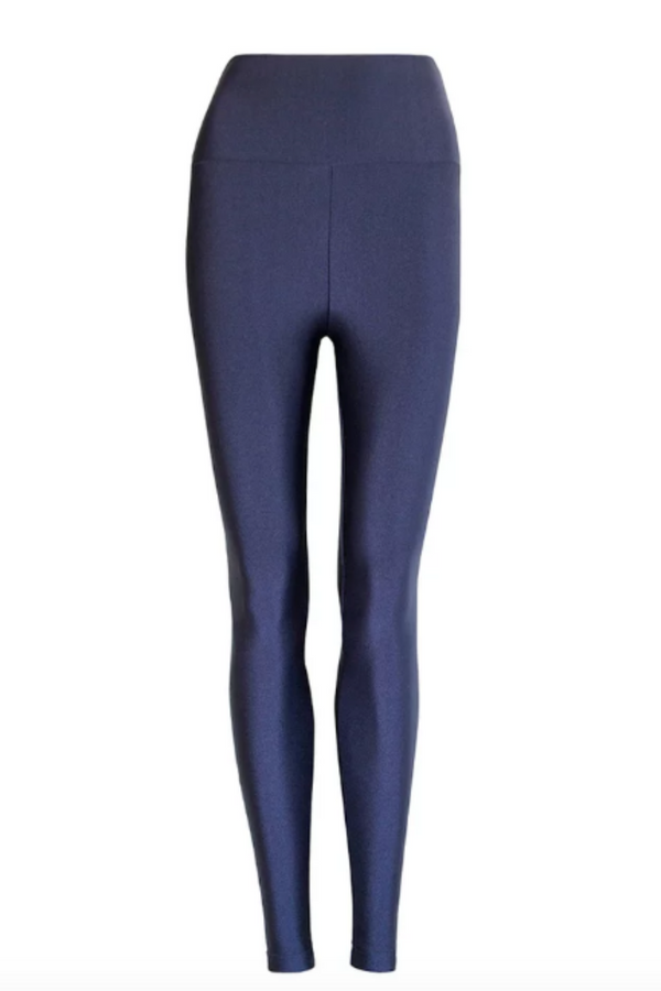 High Waisted Legging Navy