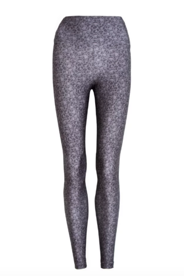 High Waisted Legging Onix Leopard