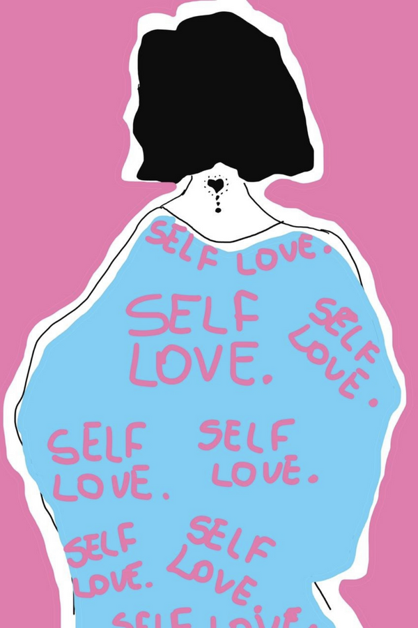 Self Love by Jamile Sayao