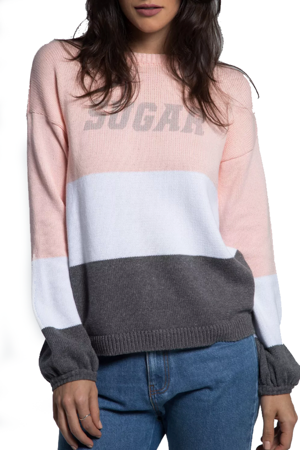 Pink Sugar Sweater