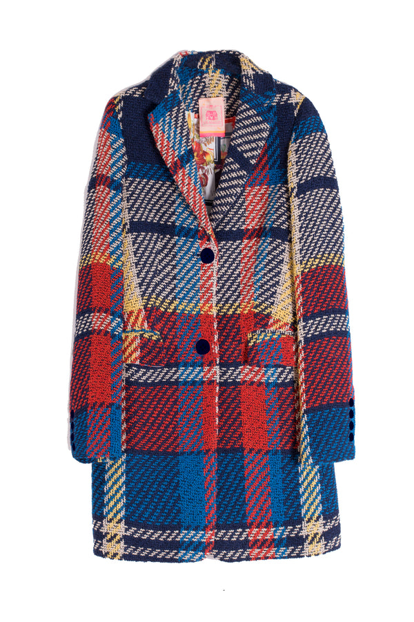Oxford Cremona Coat