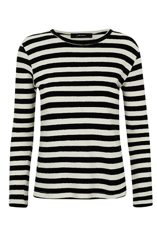 Black Stripes Tricot