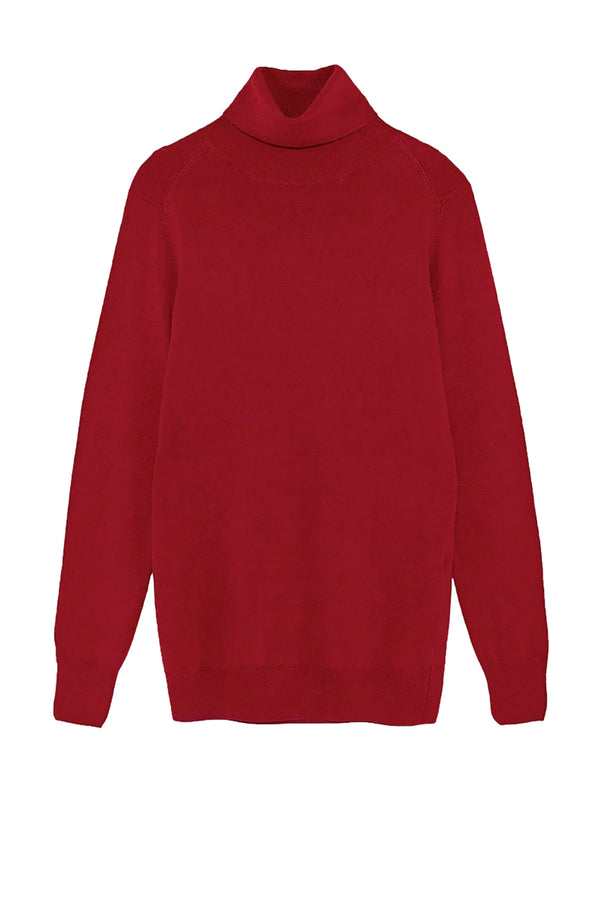 Trieste Knit Red