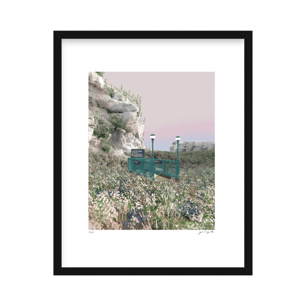 'Station' Limited Edition Print Yomagick