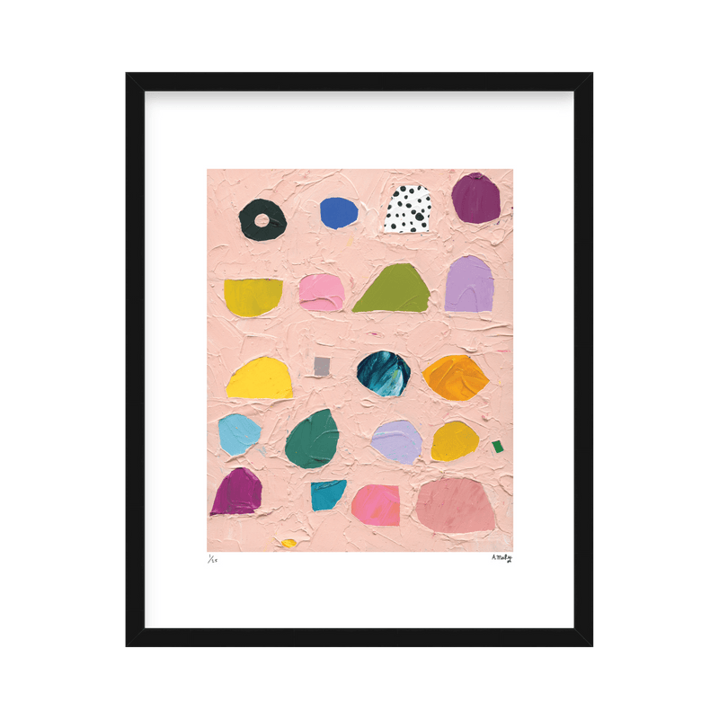 'Pattern of Life' Limited Edition Print Ashley Mary