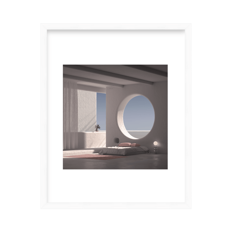 'When the Lights are Low' Limited Edition Print Andres Reisinger