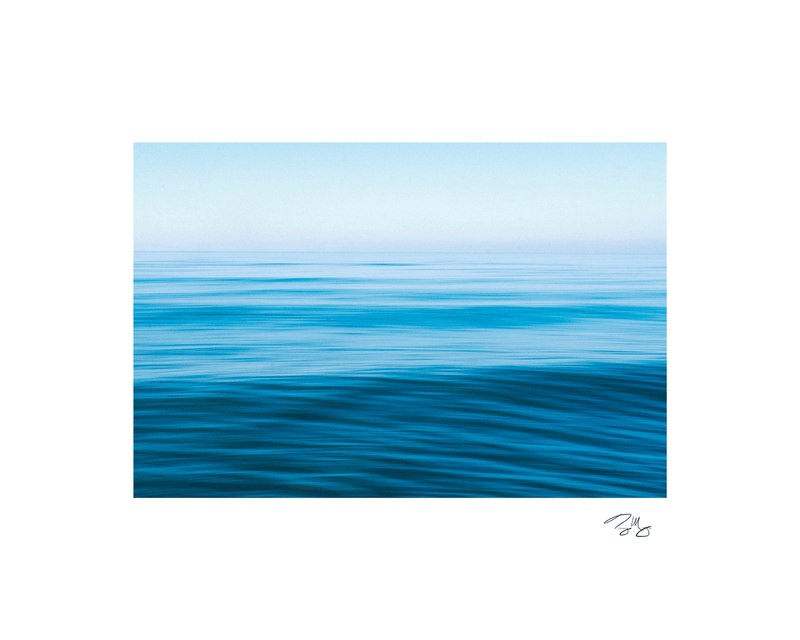 'Ebb & Flow' Limited Edition Print Tommy Meyer 8x10""