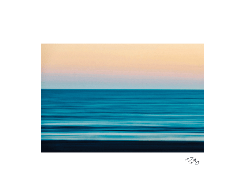 'Evening Palette' Limited Edition Print Tommy Meyer 8x10""