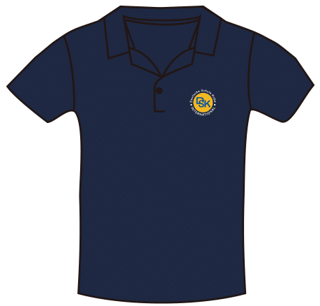 DSK POLO NAVY (COTTON)