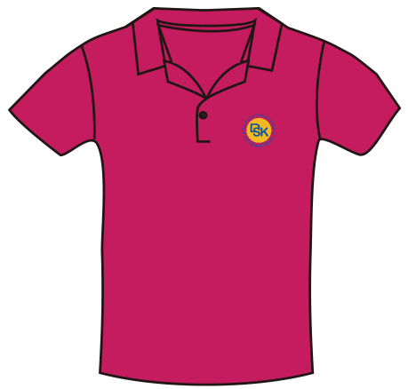 DSK POLO PINK (COTTON)