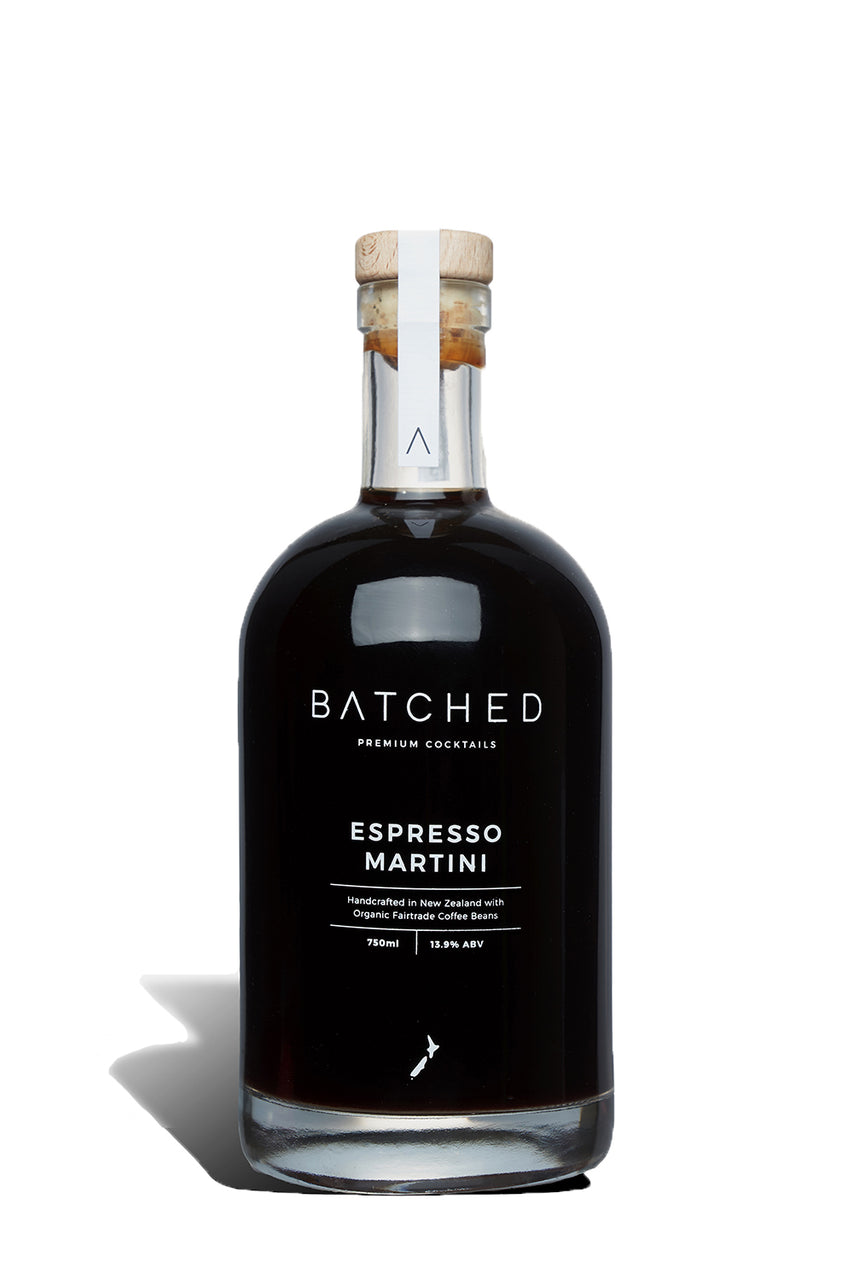 Batched Espresso Martini