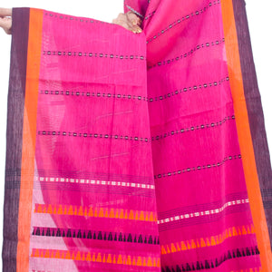 All Over And Pallu Tribal Work Begampuri 01 (SN2017481)