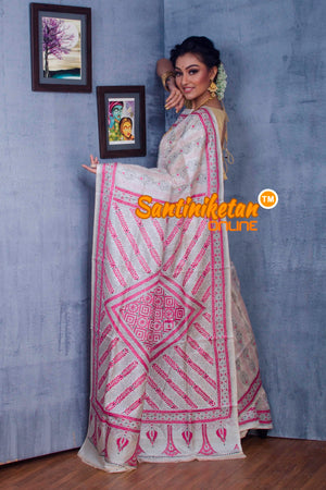 Traditional Kantha Stitch SN2018882