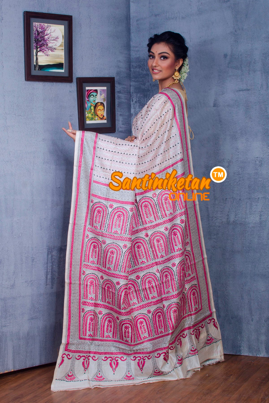 Traditional Kantha Stitch SN2018888