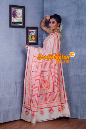 Traditional Kantha Stitch SN2018891