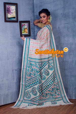 Traditional Kantha Stitch SN2018893