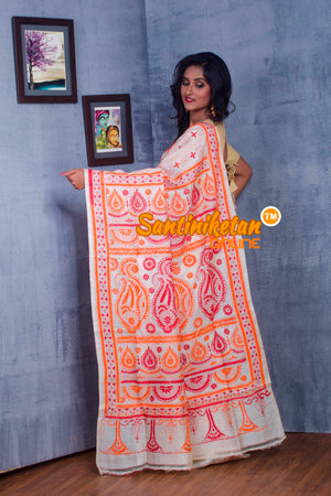 Traditional Kantha Stitch SN2018899