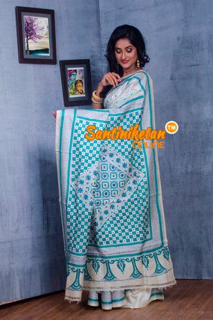 Traditional Kantha Stitch SN2018905