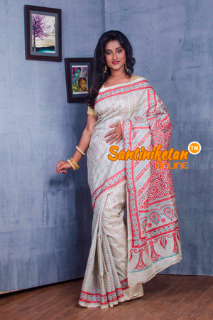Traditional Kantha Stitch SN2018909