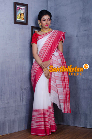Pure Soft Cotton Saree SN20181043