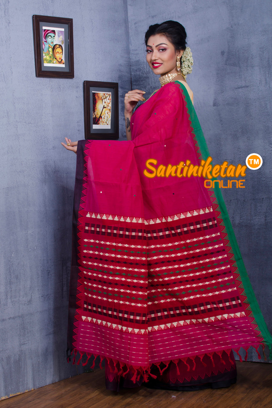 Begampuri Saree SN20181136