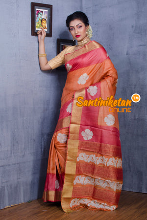 Tussar Silk Saree SN20181068