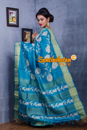 Tussar Silk Saree SN20181070