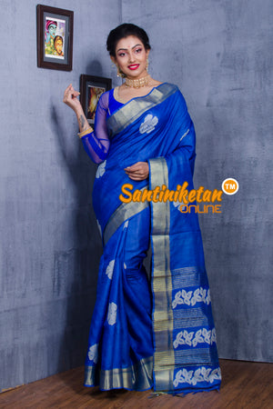 Tussar Silk Saree SN20181072