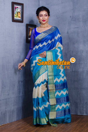Tussar Silk Saree SN20181013