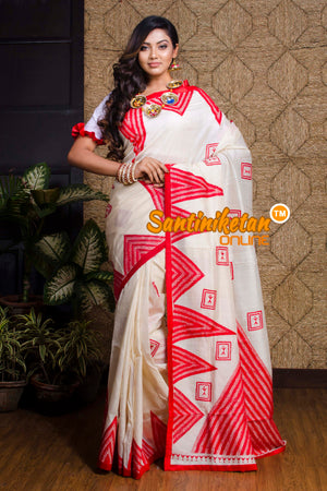 Kantha Stitch Saree SN20199731