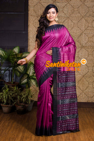 Traditional Gopalpur Tussar Ghicha Silk Saree SN20190103