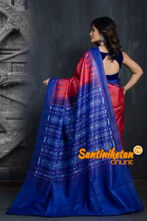 Traditional Gopalpur Tussar Ghicha Silk Saree SN20193380