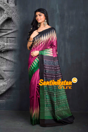 Traditional Gopalpur Tussar Ghicha Silk Saree SN20195503
