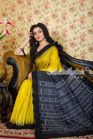 Traditional Gopalpur Tussar Ghicha Silk Saree SN20195809