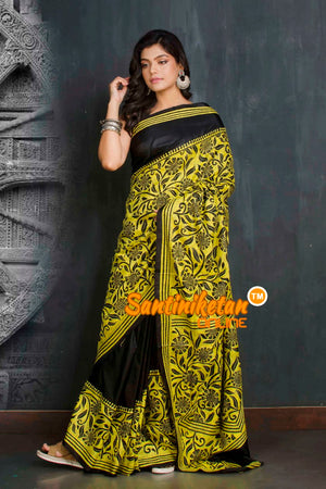 Kantha Stitch Saree SN20209330